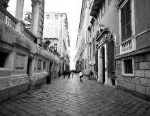 San Lorenzo, Spianata Castelletto, via Garibaldi