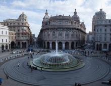 Piazza De Ferrari, Galleria Mazzini