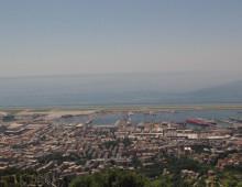 Sestri Ponente, Mount Gazzo