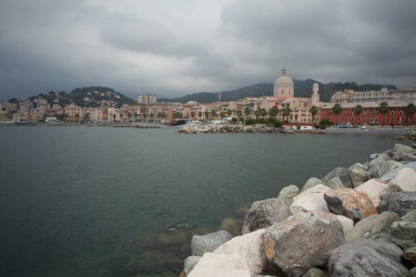 ROUTE 11: Porto Antico, Pegli