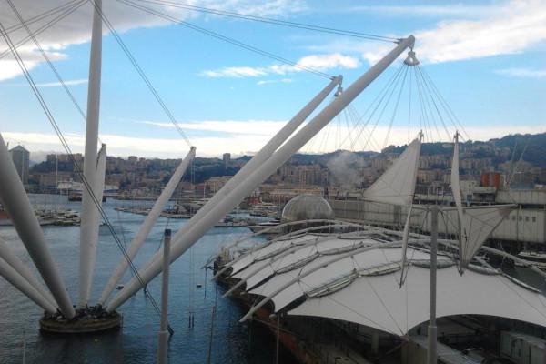 ROUTE 23: Genoa's Ancient Port, Aquarium and sea tours