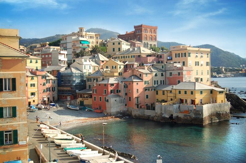 Boccadasse Sight Seeing Tour Genoa Guide