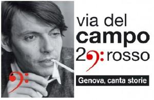 Viadelcampo29rosso - Fabrizio de Andre' Museum