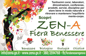 Zena Wellness fair Genova