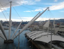 Porto Antico di Genova, Acquario e gite via mare