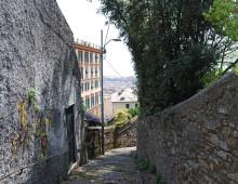 Ferrovia Genova Casella, Castelletto, Righi