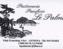 Panificio pasticceria Le Palme