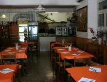 Pizzeria trattoria Isola