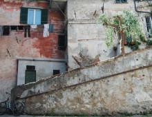 dal borgo del Carmine a Castello D'Albertis