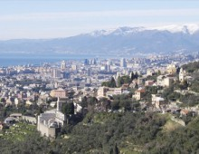 Strada panoramica Monte Moro