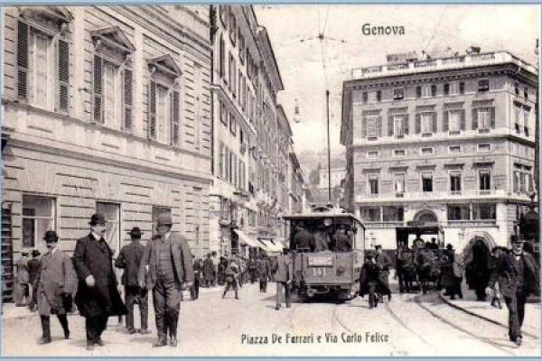 Portoria: l'antico sestiere e il quartiere di Piccapietra