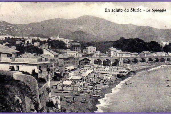 Sturla, l'antico comune: Vernazza e Vernazzola