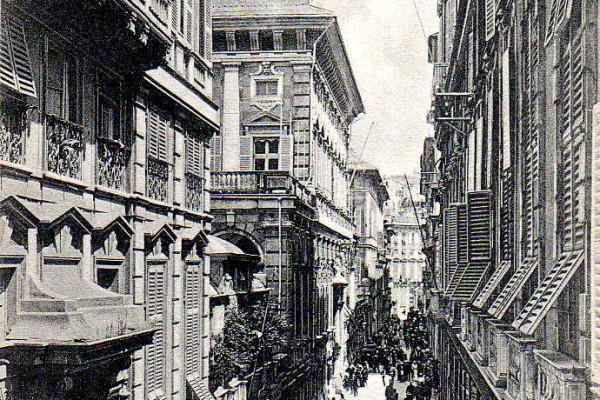 Genova Centro Storico: il sestiere della Maddalena e Strada Nuova