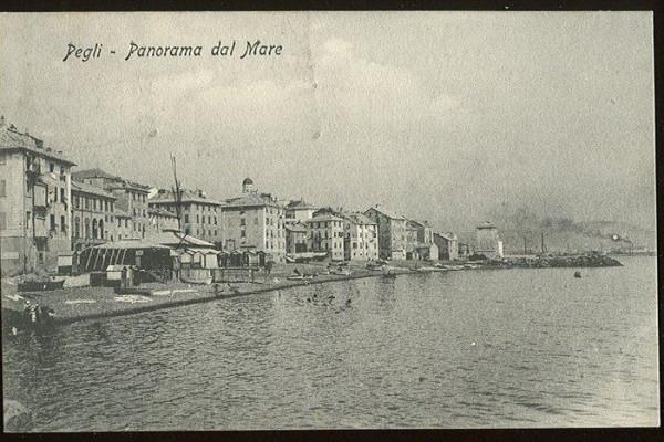 Pegli, le ville e le colonie nel Mediterraneo