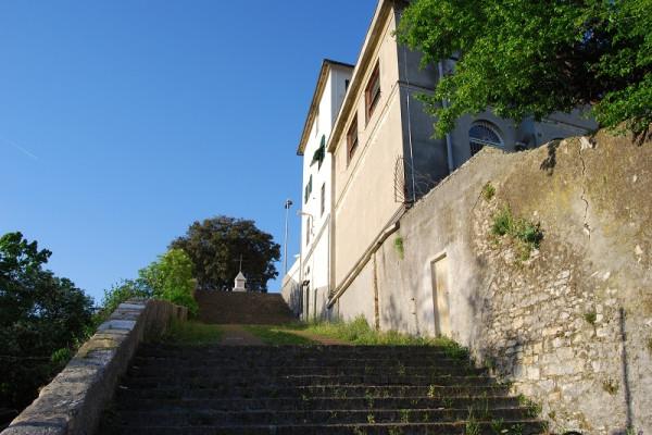 PERCORSO 08: San Fruttuoso, Madonna del Monte
