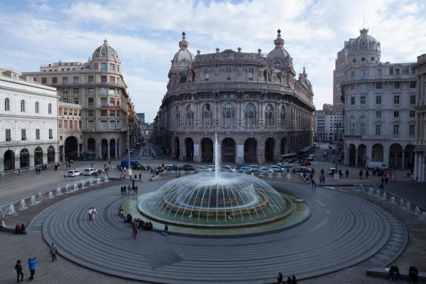 PERCORSO 06: Piazza De Ferrari, Galleria Mazzini
