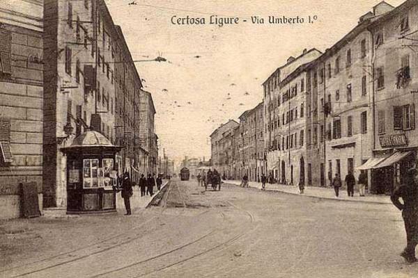 Val Polcevera: la storia e le antiche vie di comunicazione