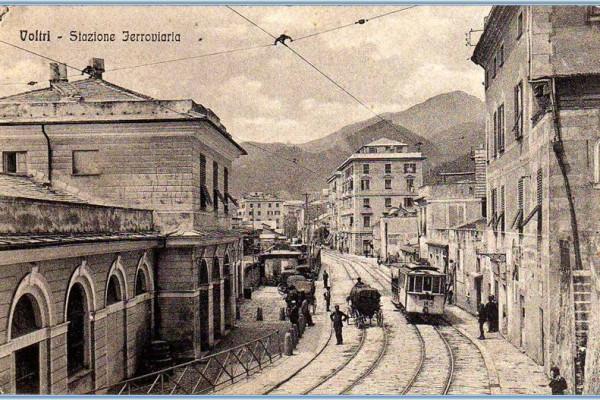 Genova Voltri, la storia e le antiche cartiere