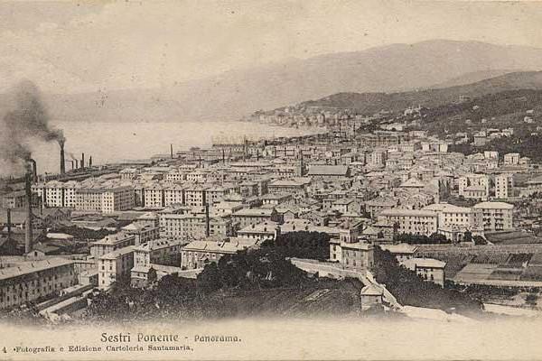 Genova Sestri Ponente, la storia e i primi insediamenti