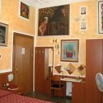 Albergo Astro, camera con bagno privato