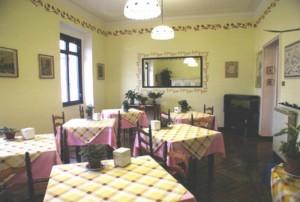 Albergo Astro Genova colazione