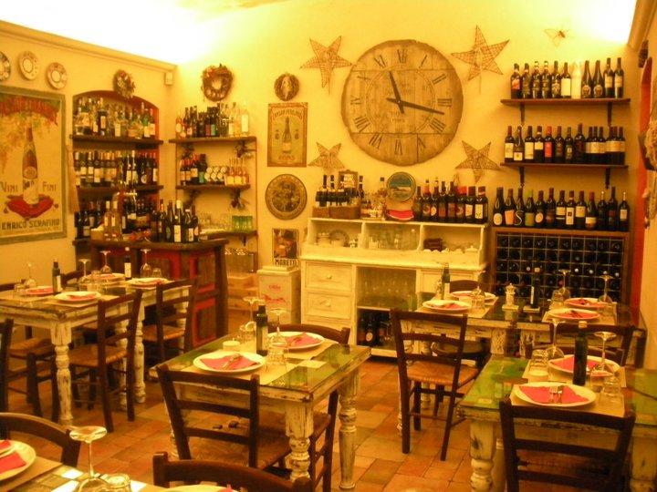 Antica Via Venti, ristorante a Genova Pegli