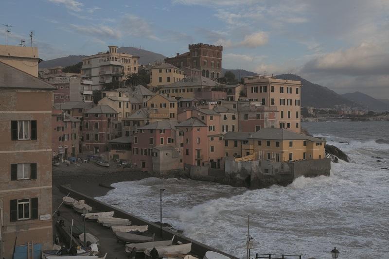 Boccadasse, Genova