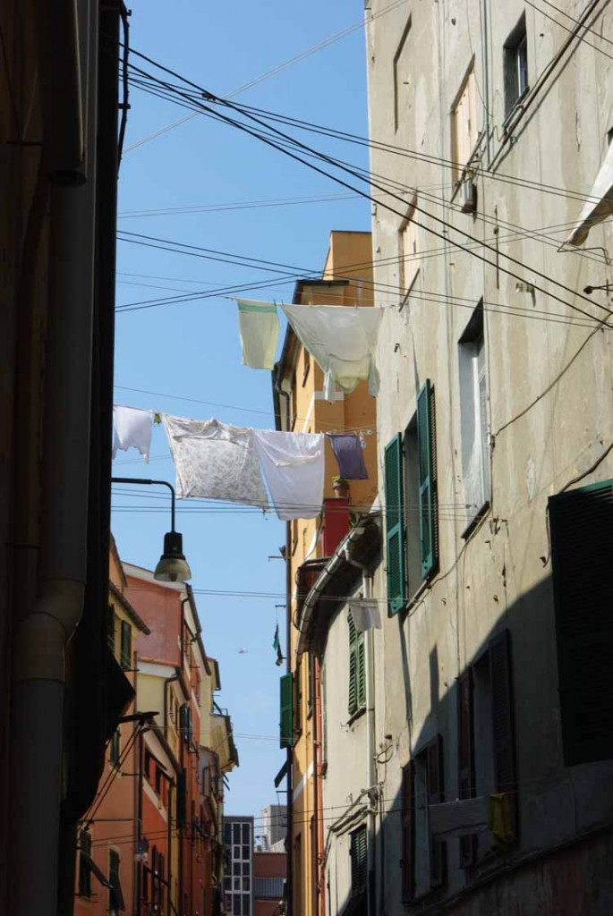 Borgo Incrociati, Genoa