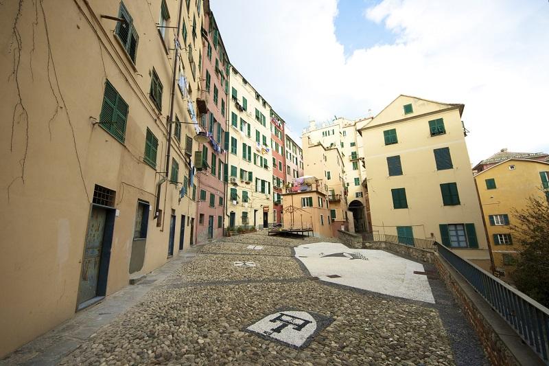 Centro Storico Genova, Campo Pisano