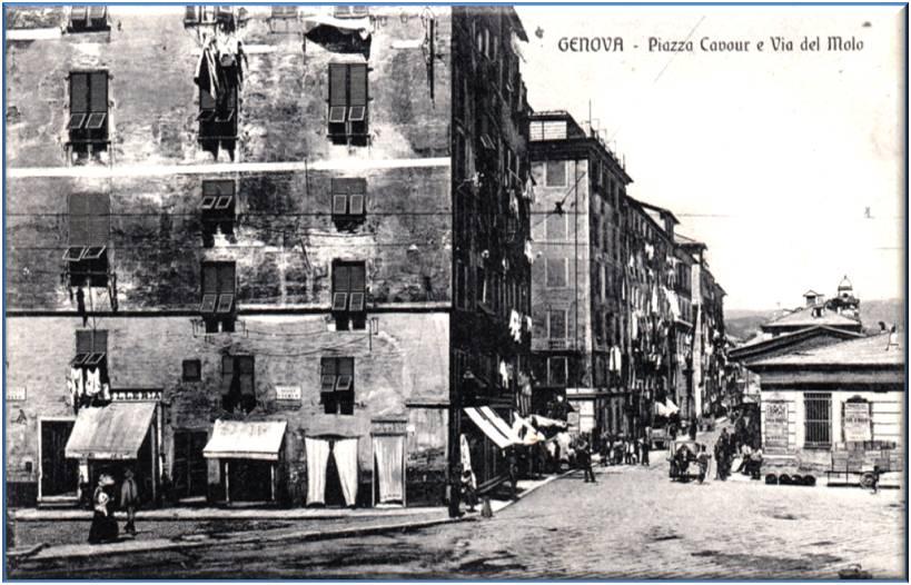 Centro Storico Genova, La Città Vecchia - Molo