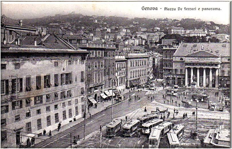 Genova, De Ferrari
