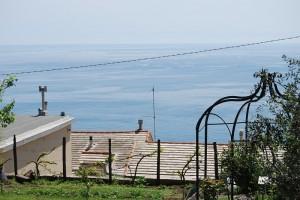 Vista da Crevari, Genova Voltri