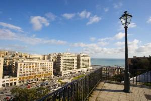 Genova, viale Brigate Partigiane alla Foce