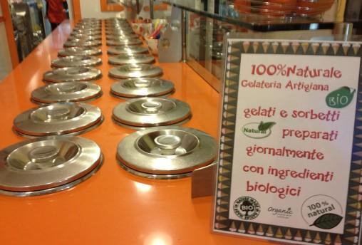 100% Naturale Gelateria artigiana a Sestri Levante