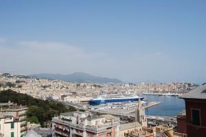 Genova da via Melegari