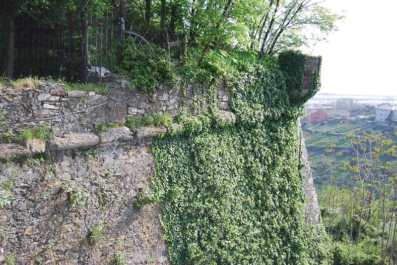 Mura di Genova