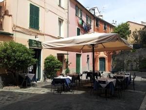 Osvaldo, ristorante di pesce a Genova