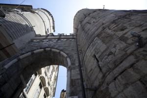Porta dei Vacca, Centro Storico Genova
