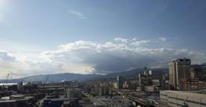 Bacino di Sampierdarena, porto di Genova