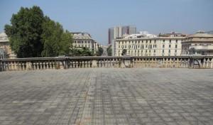 Genova Albaro, Scalinata Giorgio Borghese