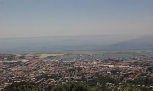 Sestri Ponente dal Monte Gazzo