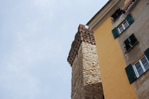 Torre Embriaci, Centro Storico Genova