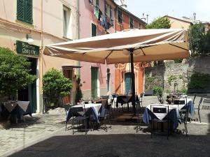 Trattoria Osvaldo a Boccadasse Genova