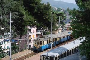 Trenino di Casella, Genova
