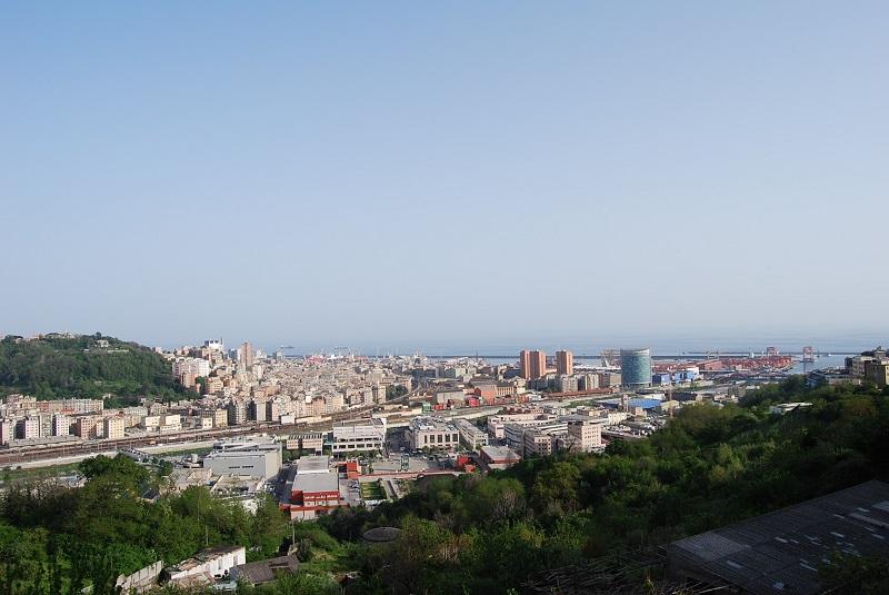 Val Polcevera, Genova