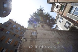 Centro Storico Genova, piazza del Ferro