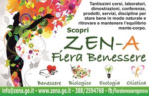 Zen a Fiera Benessere a Genova