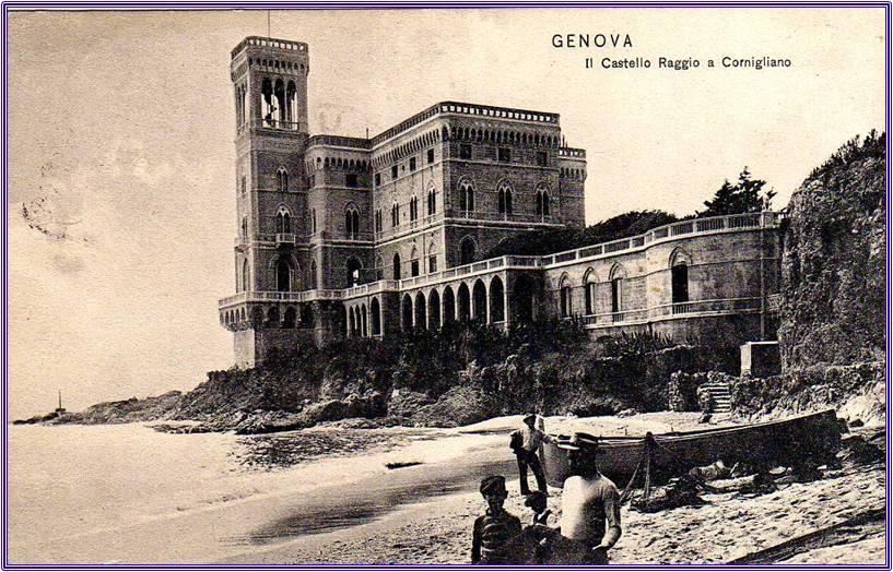 Castello Raggio, Cornigliano