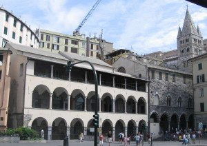 Museo della Commenda di Prè a Genova