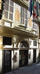 Museo del risorgimento, nel centro storico di Genova